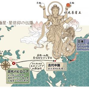 千葉の神社を巡っていたら、ふと日光東照宮に伊達政宗が奉納した南蛮鉄燈籠の図柄の意味が分かった!・・・ような気がする。