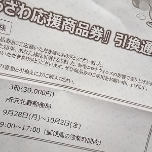 商品券 (・´ω・)