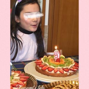 静かな誕生日
