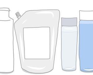 ちふれの美容液は詰め替えがお得だけど、容器ってみなさん洗っているの?
