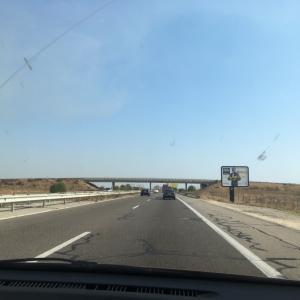 ギリシャからジョージアに色々国境を越えて行く自家用車の旅《四日目》ブルガリア・プロブディフ