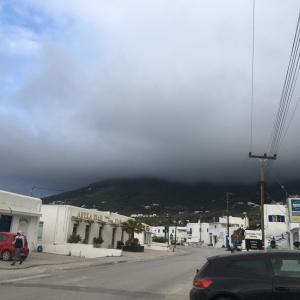 電波を遮る怪しい雲が現れた日