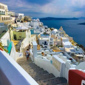 ギリシャ・オンライン旅行!新ツアーもできました!