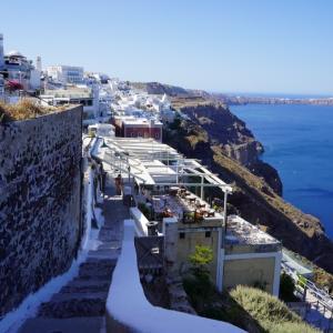 サントリーニ島・ミロス島へバーチャル旅行ツアーの撮影に行って来ました!②