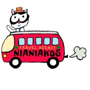 ギリシャ全域の旅行をご提案するニャニャコスオープンしました!<日本語ガイド/オプショナルツアー>