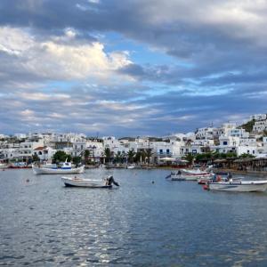 明後日20時!ライブ中継でギリシャの超可愛い島をご案内!