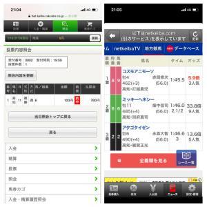 【的中】1.15 高知11R 複勝!
