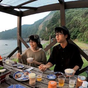 熊本県天草市RVパーク風来坊・超絶景BBQ(後編)