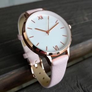 フェミニンなピンク♡@ダイソー腕時計