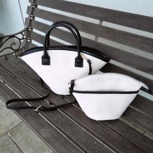 【しまむら】×星さんの扇型2WAYトートバッグ