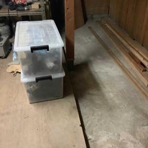 1月24日 ネットショップの改修 2階段差修正