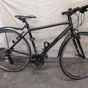 義弟のクロスバイク改造予定