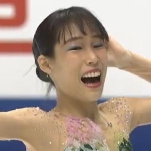 ノーミス演技に感動よ!ガッツポーズと涙の三原舞依!NHK杯フリー