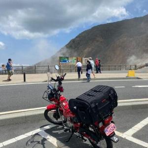 箱根→黒たまご→十国峠のプチツー
