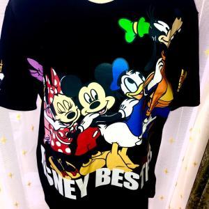 ベスティーズのTシャツ黒を無事にゲットとその他の最新Tシャツ!