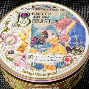 パーク在庫も復活!美女と野獣のアソーテッドスウィーツ缶