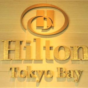 想像以上にオシャレ空間だったヒルトン東京ベイのセレブリオ♡