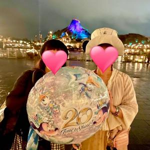 20周年お泊まりディズニー③食べたデザート6種類!発売日のパーク♡