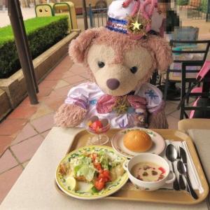 予約のいらないレストランで20周年のメニュー♡