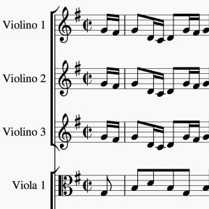 音楽用語を英語で表現(1)