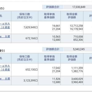 資産公開(2019.12)3週目