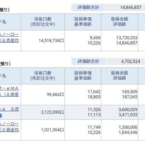 資産公開(2020.5)3週目