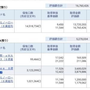 資産公開(2020.11)5週目