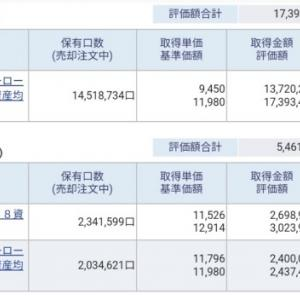 資産公開(2021.1)4週目