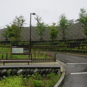 卯辰山の新しい展望台