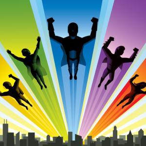 (アメコミなど)スーパーヒーロー映画興行収入ランキングトップ10