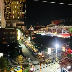 チェンマイ旅行part6 / ナイトバザールインホテル