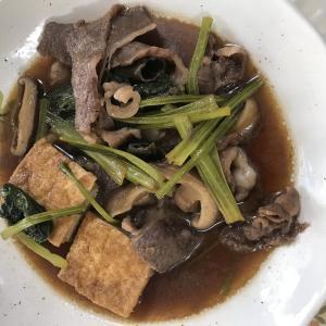 兵庫県産牛肉特上肩ロースすき焼き用(昨日とほとんど同じ)