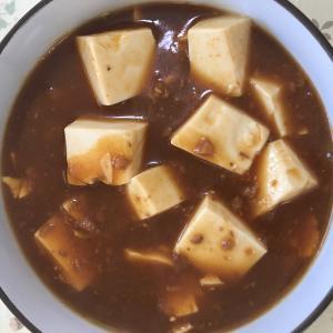 マーボー豆腐 4