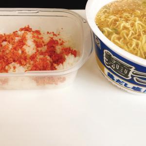 【料理】鮭フレークと姜葱醬と私