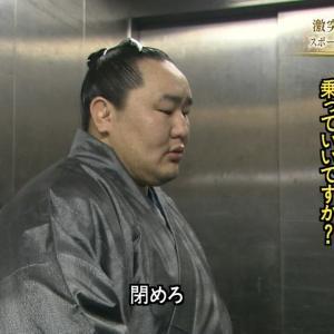 朝青龍「みんな伏せろッッッッッッッッッッ!!!!」←飛んできそうなもの