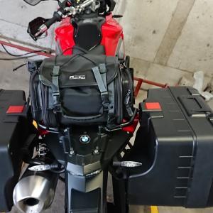 ヘンリービギンズの防水シートバッグを買ってみた(^^♪(どうでもいい話)