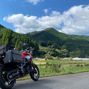 いざ日本海へ・・・ラーメン&珈琲ツーリング(F700GSの旅)