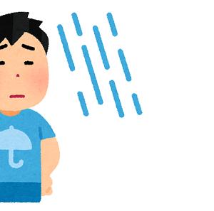 さーて、今週のファームさんは?雨だ!雨だ!雨だ!