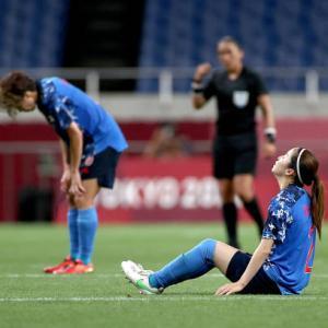 東京五輪準々決勝 スウェーデン vs なでしこジャパン