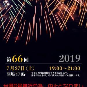 今年の静岡市安倍川花火大会