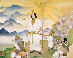 天皇家と日本の神話⑤天照大御神から5代目が神武天皇