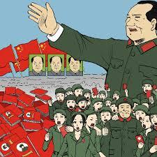 西太后といい、毛沢東いい、中国を混乱させた人達だ