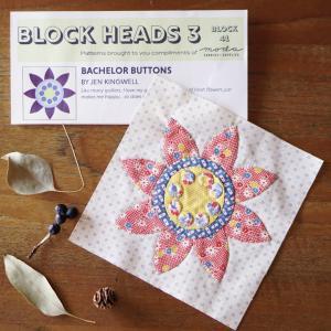 Moda Block Heads 3 42枚目のパターン