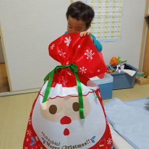 初めてのクリスマス☆