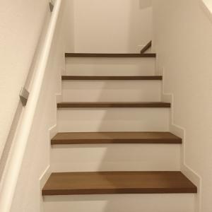 入居前WEB内覧会 階段と納戸