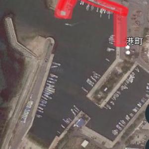 榎戸漁港  駐車禁止