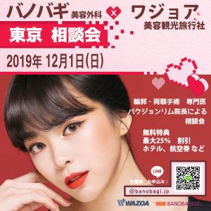 年内最後!【12月1日東京】バノバギカウンセリング会