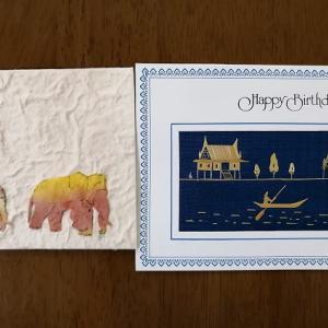 タイのカードコレクション