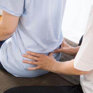 腰痛と膝痛の改善⭐︎オステオパシー施術