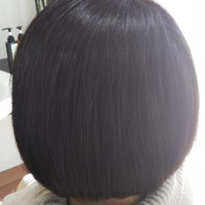 柔らかく収まりの良い髪質改善トリートメント
